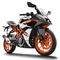 RC 390 ABS 17-19