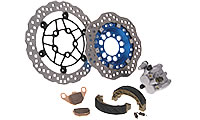 Brake Parts MXU 500 IRS LAA0CD