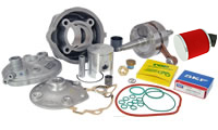 Engine Parts Capri MC-16 150 4T
