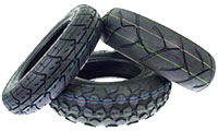 Rims & Tires Scarabeo 100 2T
