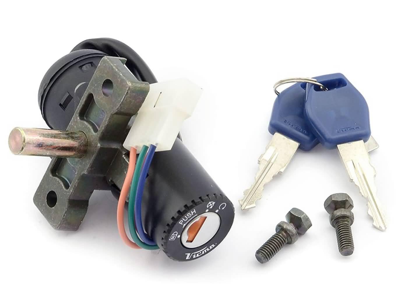Vicma serratura set per Aprilia SR AC//LC Rally AC//LC