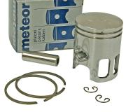 50cc Piston Kit Meteor Replacement for Original Cylinders Minarelli 10mm
