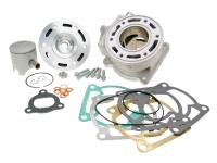 cylinder kit Polini Evolution P.R.E. 70cc 47.6mm for Piaggio Zip SP, Zip 2 SP w/ Polini racing engine