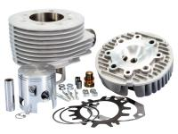 Polini cylinder kit aluminum racing 187cc 63mm 125-150cc for Genuine Scooters Stella 150cc 2T, Vespa PX, TS, Sprint & LML Star Scooters