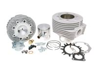 Polini 177cc Big Bore Aluminum Racing 63mm Cylinder Kit for Vespa PX, TS, Sprint, LML Star, Genuine Scooters Stella 150cc