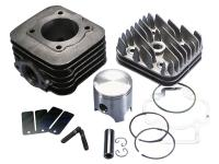 cylinder kit Polini cast iron sport 70cc 47mm for Piaggio AC
