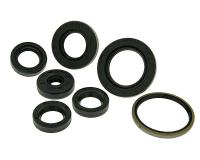 engine oil seal set for Piaggio