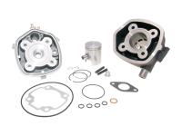 cylinder kit Polini cast iron sport 50cc for Minarelli horizontal LC