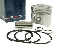 piston kit 50cc 39mm for Piaggio 4-stroke