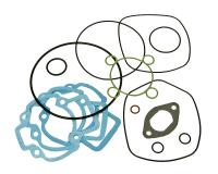Piaggio 50cc Scooter Replacement Parts Cylinder Gasket Set with o-rings for Piaggio LC for Aprilia, Derbi, Gilera, Piaggio Scooters by Artein