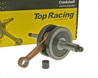crankshaft Top Racing high quality for Minarelli AM, Generic, KSR-Moto, Keeway, Motobi, Ride, CPI, 1E40MA, 1E40MB