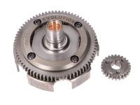 primary transmission gear up kit Polini 24/72 Evolution for Vespa PK, Special, XL 50, 75, 90