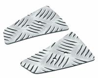 foot plates Opticparts DF for front foot rest for CPI, Keeway