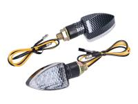 indicator light set M8 thread LED black Boost I