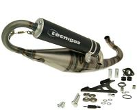 Tecnigas Scooter Exhaust TRIOPS for Piaggio 50cc 2-stroke