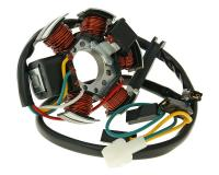 alternator stator 85W for Derbi Senda, Aprilia RX, SX, Gilera RCR, SMT