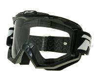 MX goggle ProGrip 3201 Race Line black