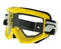 MX goggle ProGrip 3201 Race Line yellow