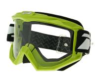MX goggle ProGrip 3201 Race Line green