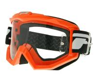 MX goggle ProGrip 3201 Race Line orange