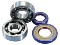 crankshaft bearing set Polini 19mm for Vespa PK 50, 125, XL 50, 125, 125 Primavera 2T, ETS 125