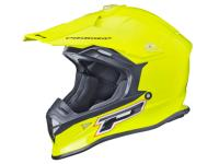 MX helmet ProGrip 3190 FLUO yellow size XL (61-62)