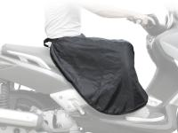 scooter leg cover S-Line black