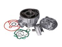 cylinder kit with head 50cc for Generic Trigger, KSR-Moto, Keeway, Motobi, Ride, 1E40MA, 1E40MB