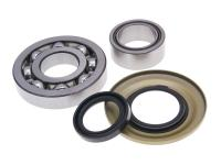 Crankshaft Bearing set for Genuine Scooters Stella 150cc, Vespa PX 125, 150, 200, LML Scooters