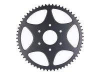 101 Octane Motorbike Enduro Replacement Parts Sprocket 60 teeth 420 for Malaguti XSM Power Up, Yamaha DT X SM by 101 Octane Replacement Parts