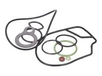 carburetor gasket set Dellorto for PHVA 12-17.5mm