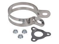Tecnigas Scooter Parts & Accessories USA Shop - Replacement Silencer clamp Tecnigas E-NOX for Tecnigas Exhaust Systems