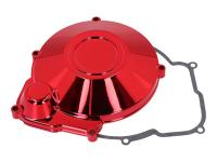 engine ignition cover / alternator cover red for Minarelli AM6