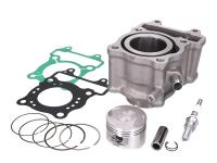 cylinder kit EVOK 125cc 52.4mm for Honda Dylan SES 125 4T JF10