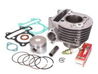 cylinder kit EVOK 125cc 53.7mm for Kymco Agility, Like, Movie, People 125, GY6 125