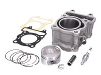 cylinder kit EVOK 150cc 58mm for Honda FES, NES, PES, SH, SES 150