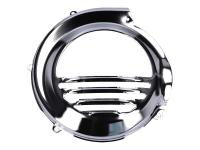 fan cover chromed for Vespa PX 125, PX 150, PX 200 78-89