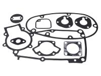 Vintage Moped Complete Gasket Sets for Engines - Replacement Spare Egine Gasket Set for Simson S50 Mopeds