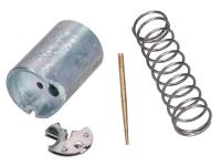 part load needle 09 w/ clip, carburetor slide and spring for 16N1-8 carb for Simson S50