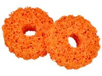 handlebar foam rubber ring set orange for Simson S50, S51, S53, S70, S83, SR4, SR50, SR80, KR50, KR51