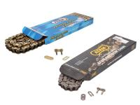 AFAM Chan Kits Shop for Motorcycles - AFAM Drive Chain 420 - various lengths for Mopeds & Motorbikes