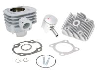 cylinder kit Airsal T6-Racing 69.5cc 47.6mm for CPI, Keeway Euro 2 straight