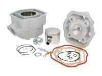 Derbi Airsal Big Bore Cylinder Kit 76.6cc 50mm for Airsal Racing Derbi Series for D50B0 2006-