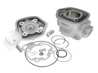 70cc Airsal Racing Cylinder Kits Shop - Big-Bore Airsal Sport 70.5cc 48mm, 39mm in Cast Iron for Minarelli AM