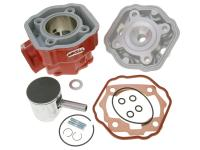 - Derbi Airsal Performance Parts Big-Bore Cylinder Kit Airsal Xtrem 78.5cc 50mm, 40mm for Derbi Senda EBE, EBS