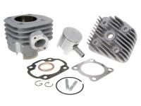 cylinder kit Airsal T6-Racing 69.5cc 47.6mm for CPI, Keeway Euro 2 inclined (2003)
