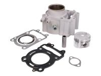 SYM Airsal Upgraded Cylinder Kit 57mm 125cc for SYM HD, Citycom, Joyride, Peugeot 125 LC Scooters
