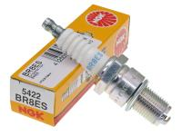 spark plug NGK BR8ES for Rieju Spike 50 98-99 (AM6)