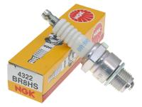 NGK Performance Scooter & Motorcycle Spark Plugs NGK shielded BR8HS Plug