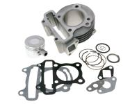 72cc Big Bore Cylinder Kit for GY6, Kymco 4-stroke, 139QMB/QMA QMB139 Scooter Engines